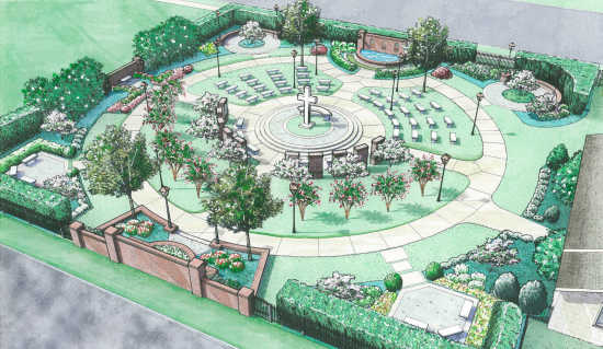 Local News: Council Tables Plan To Assist With Prayer Garden (10/2