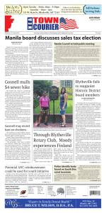 Blytheville Courier News