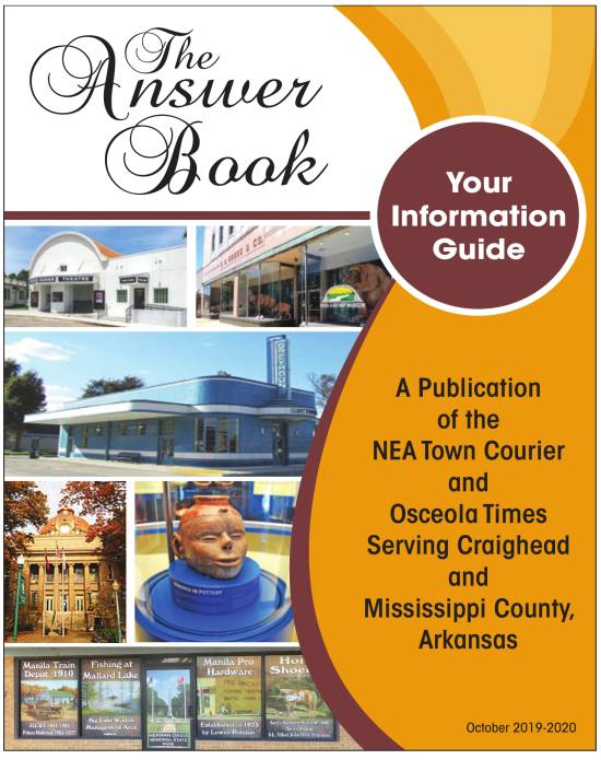 Nea Town Courier Blytheville Arkansas