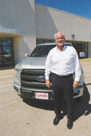Cannon Blytheville Owner Michael Joe Cannon Is Pictured.